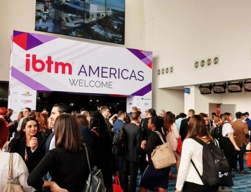 ¡Gracias por Visitarnos en IBTM Américas 2018!