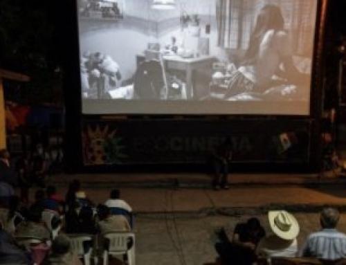 ROMA: Nuestra participación en la primer interpretación simultánea de la película al Náhuatl